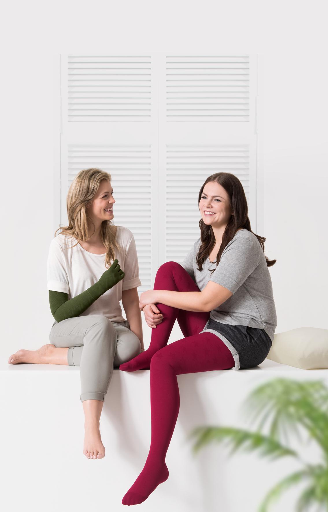 Bunter therapiekick neue farben und designs for Juzo trendfarben 2017