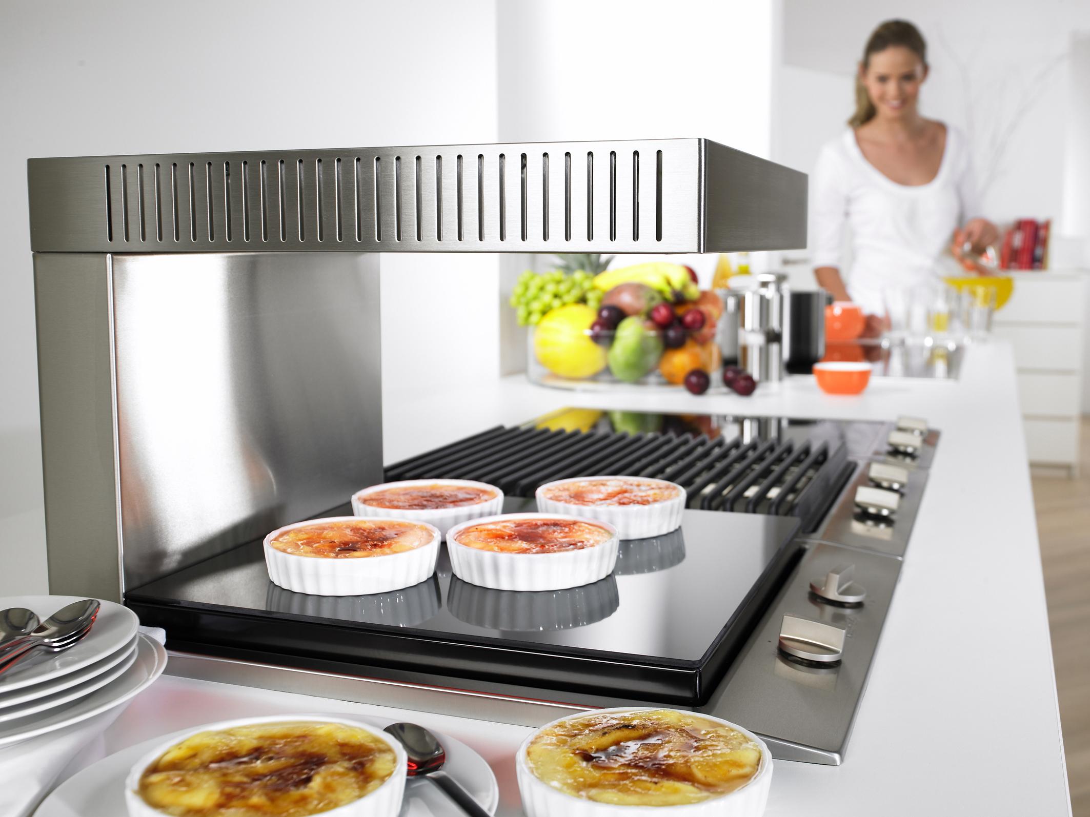 ifa aktuell: ein neues kochgerät für das warmhalten, gratinieren