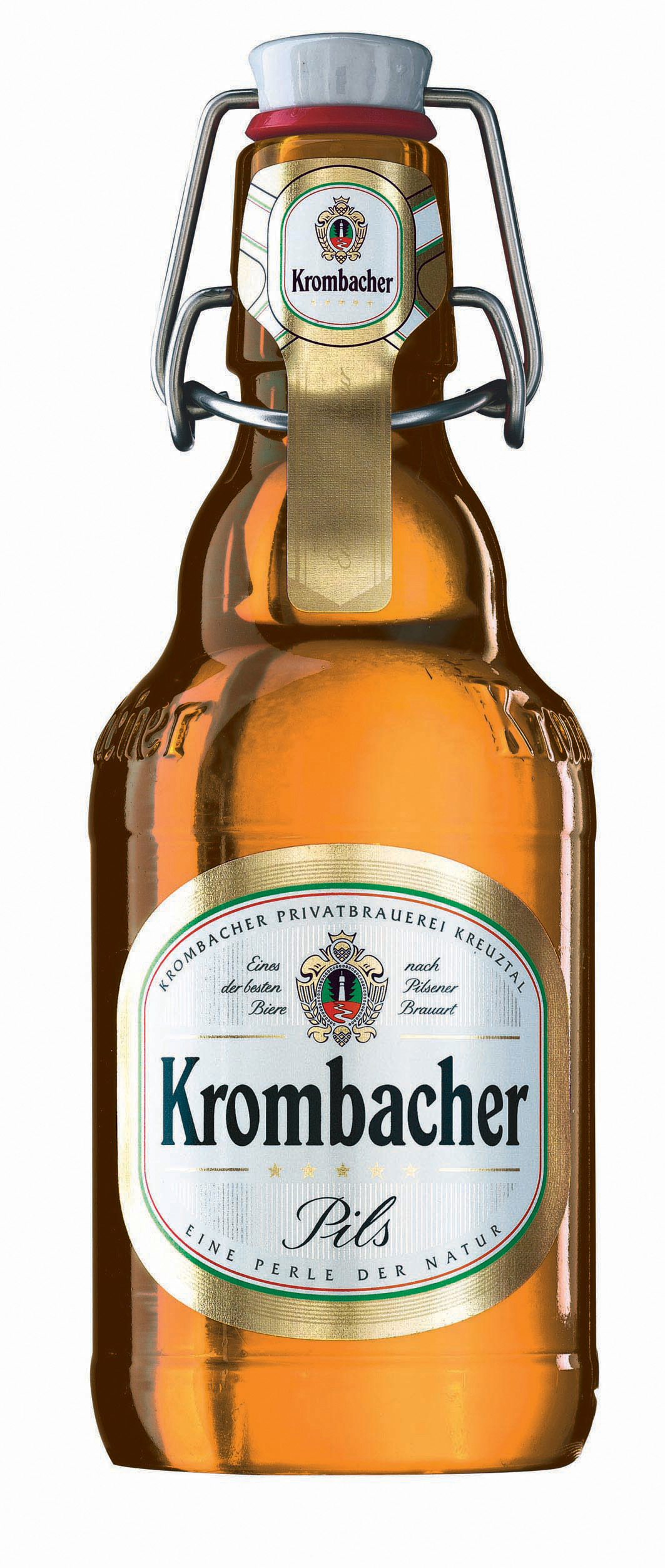 Krombacher Bier Gewinnspiel