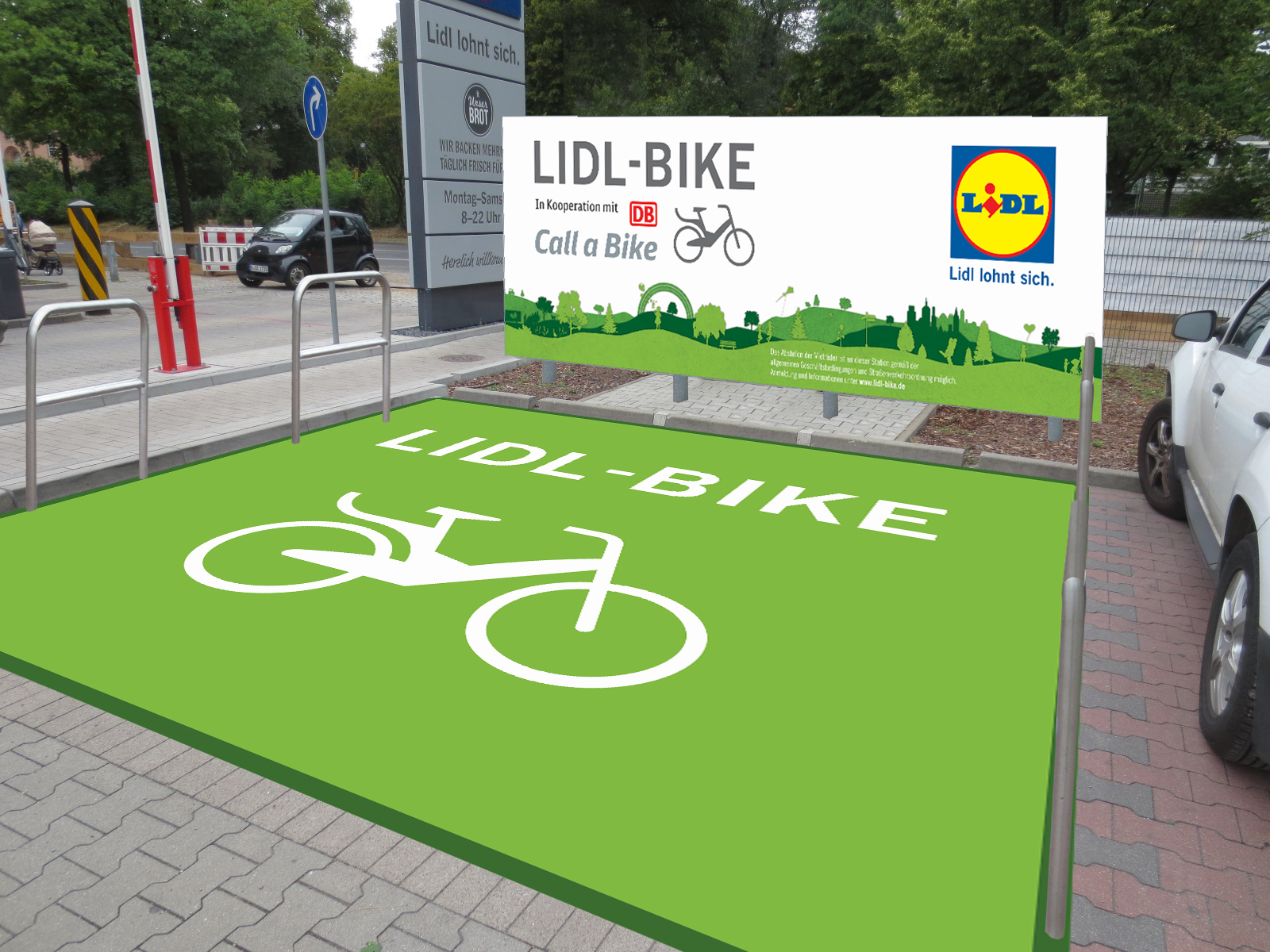 lidl bike startet am 5 m rz in berlin lidl bikes. Black Bedroom Furniture Sets. Home Design Ideas