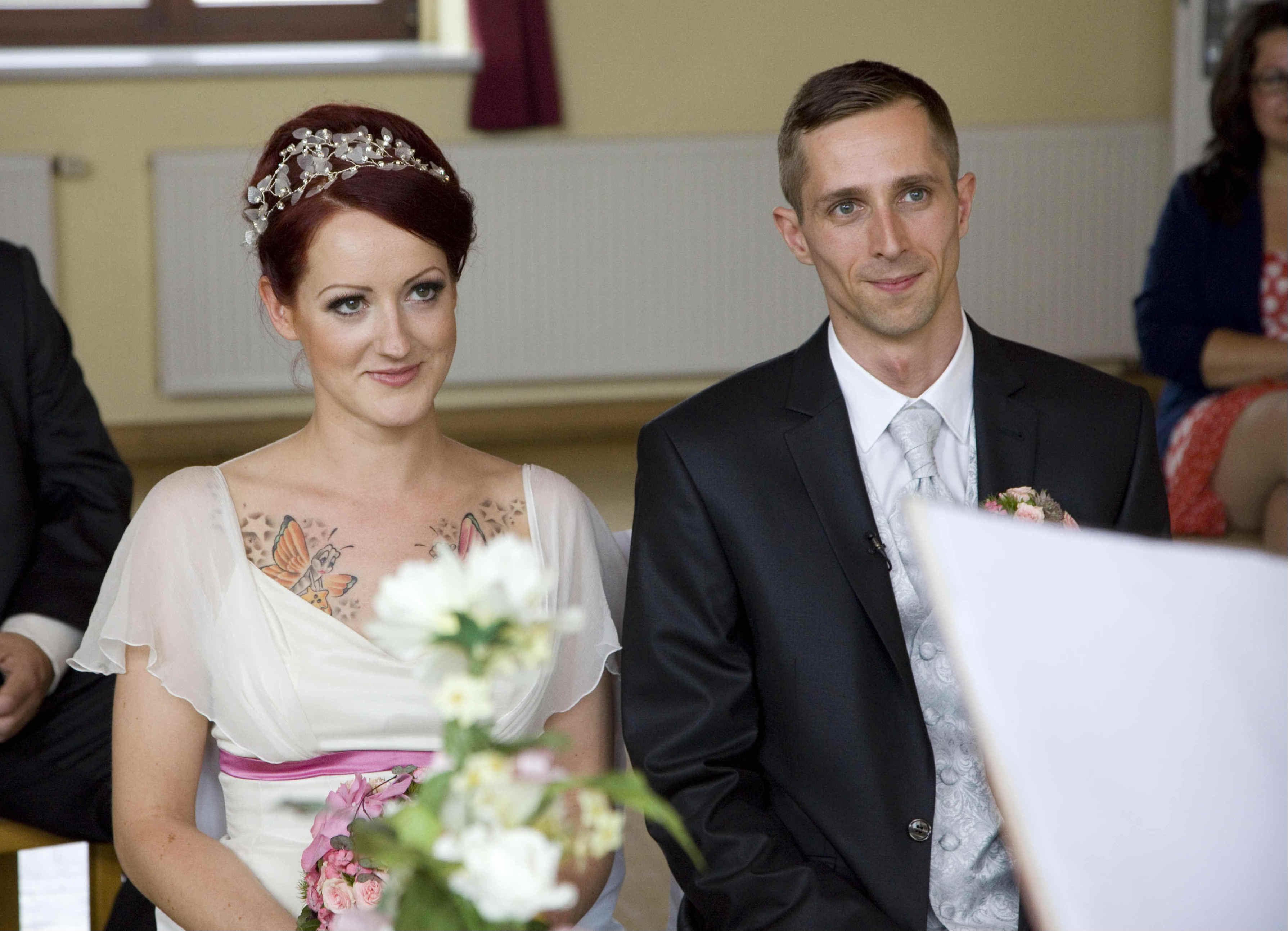 Blind Hochzeit Sat 1
