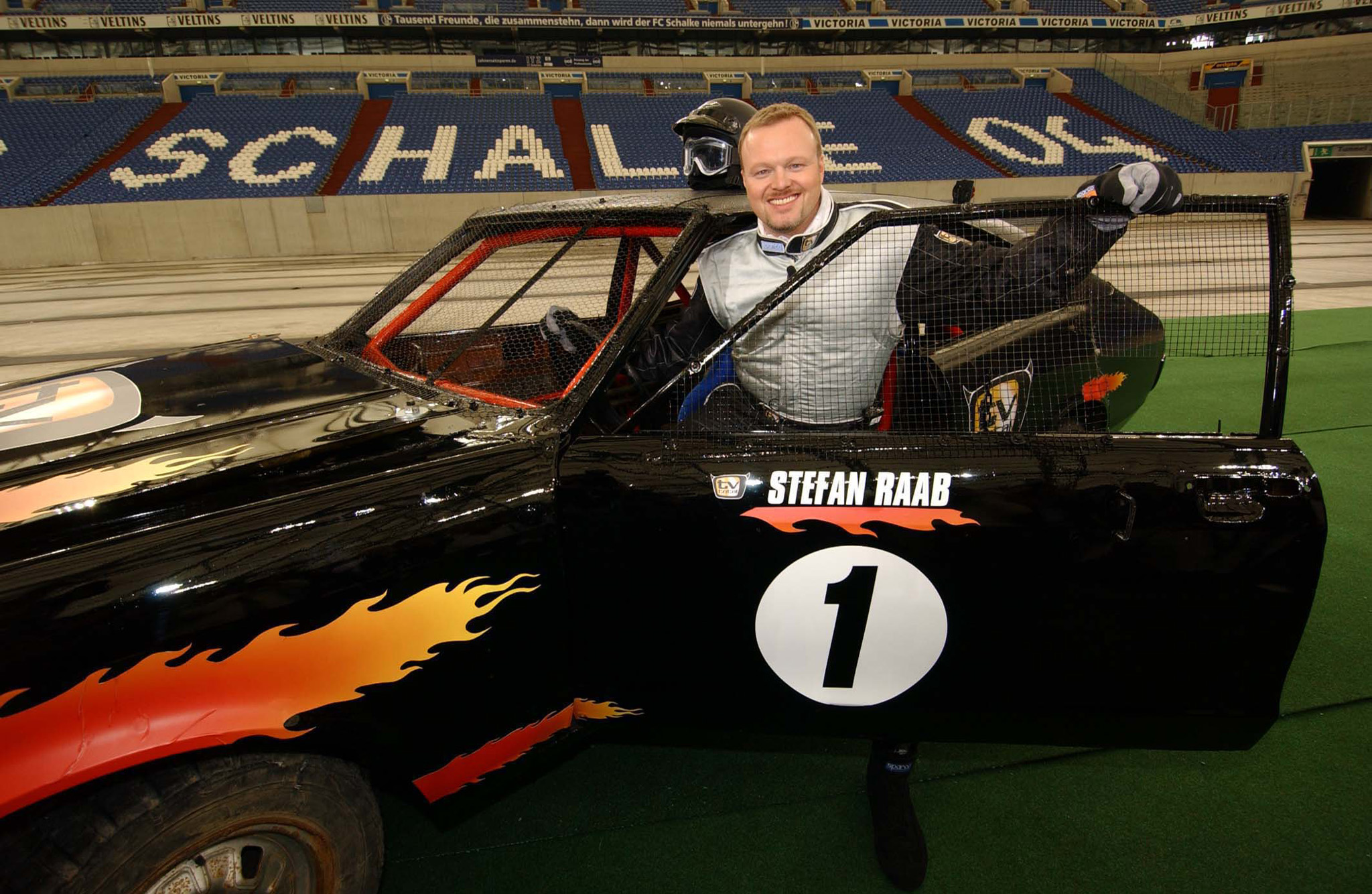 Die Große Tv Total Stock Car Crash Challenge 2021