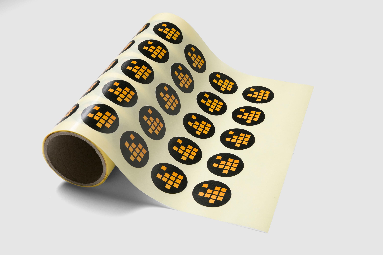 etiketten auf rolle produktion heute lieferung morgen senkt preise und. Black Bedroom Furniture Sets. Home Design Ideas