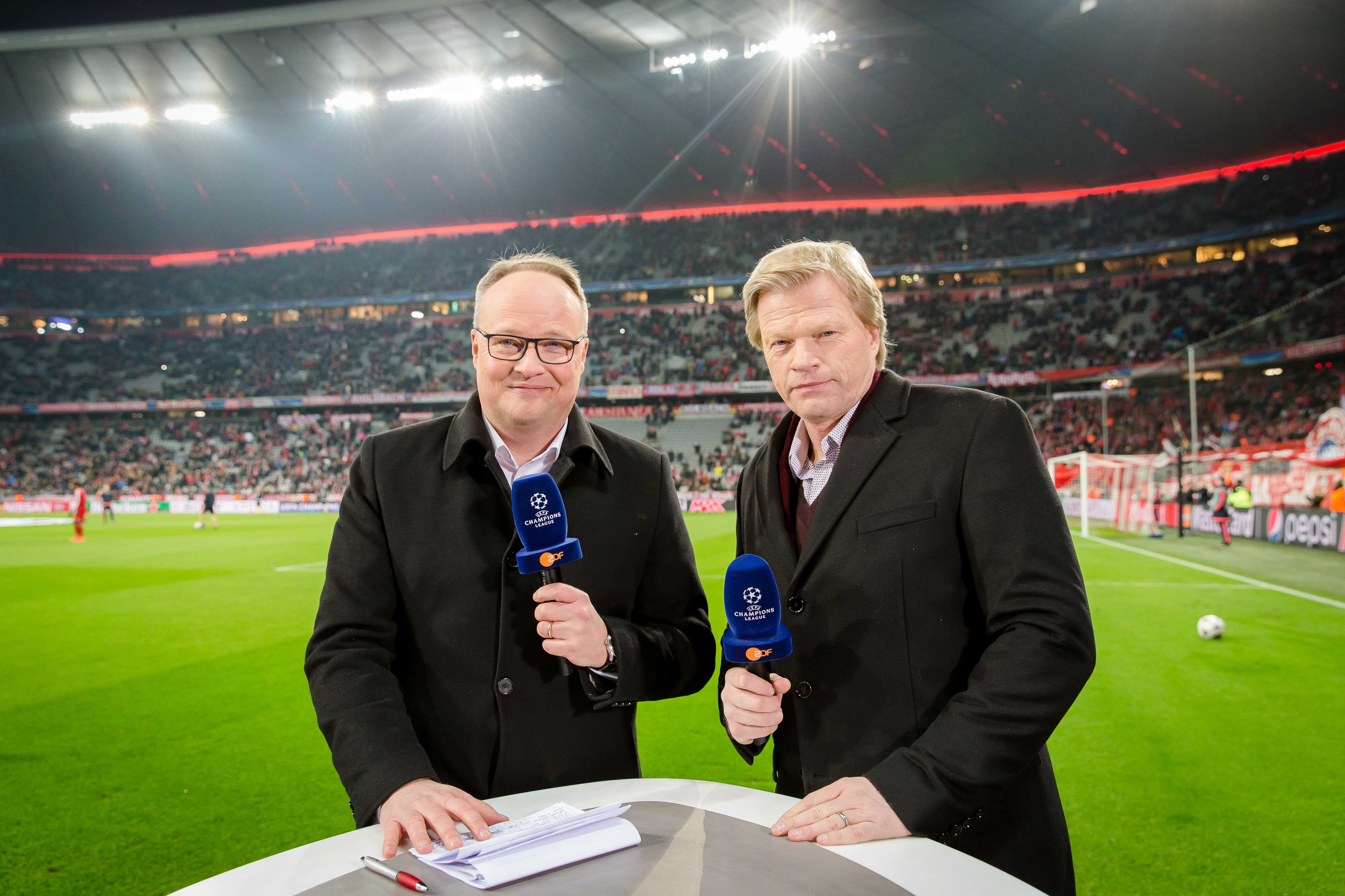 zdf champions league mittwoch