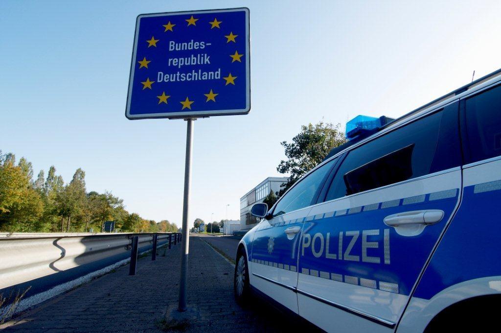Polizei kontrolliert Grenzen mit Blick auf G20-Gipfel