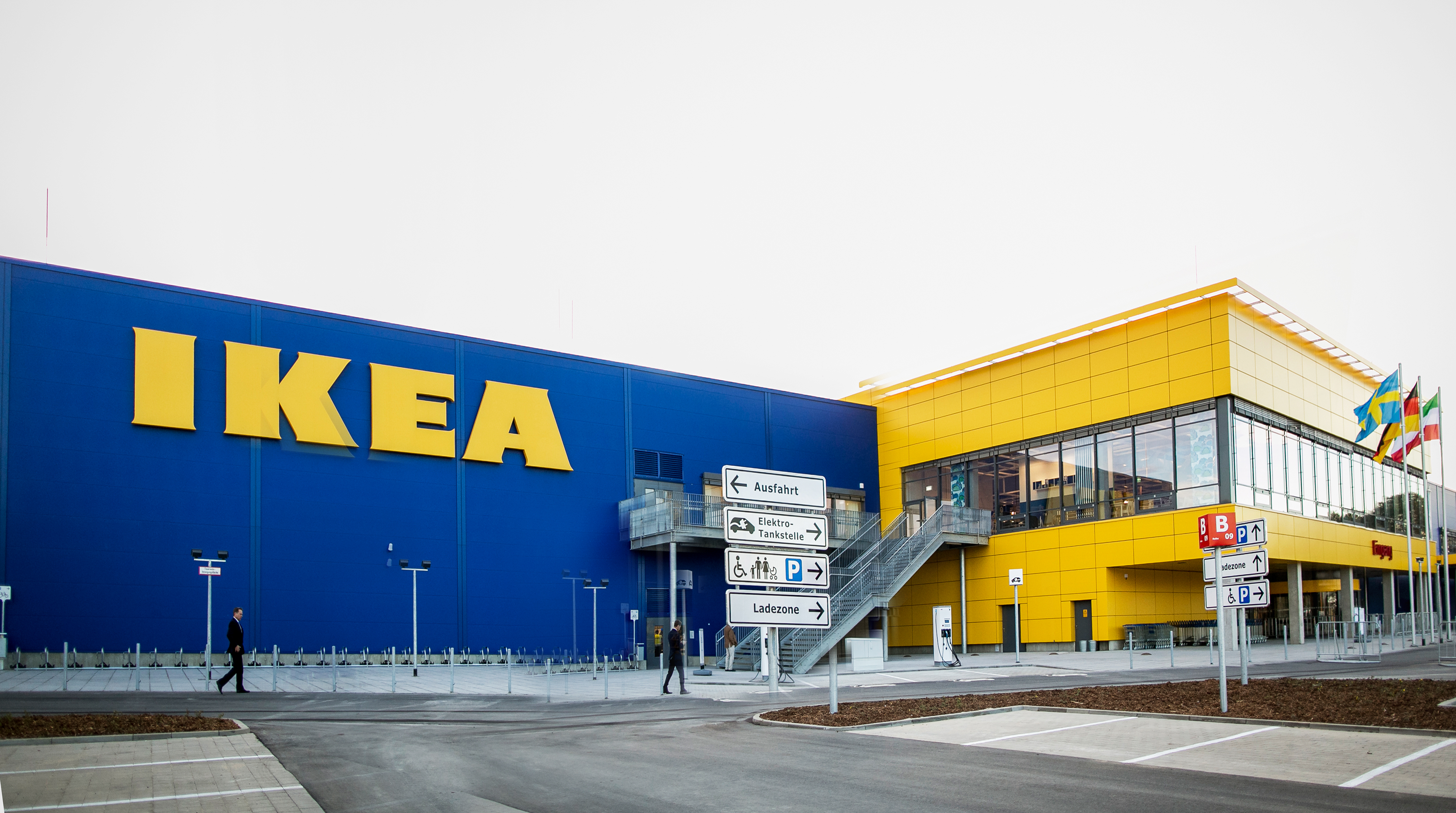 ihr macht ja sachen wir auch ikea er ffnet 51 deutsches einrichtungshaus in wuppertal. Black Bedroom Furniture Sets. Home Design Ideas