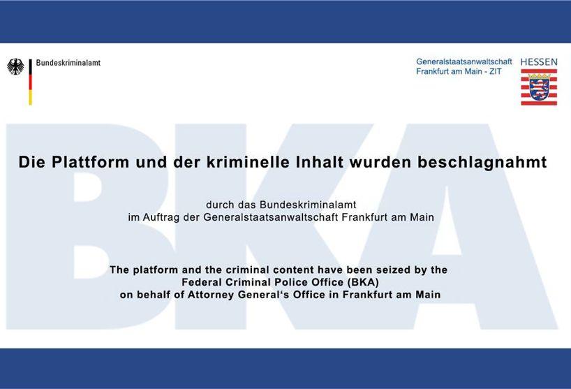 Kriminalität | Betreiber von Darknet-Plattform festgenommen