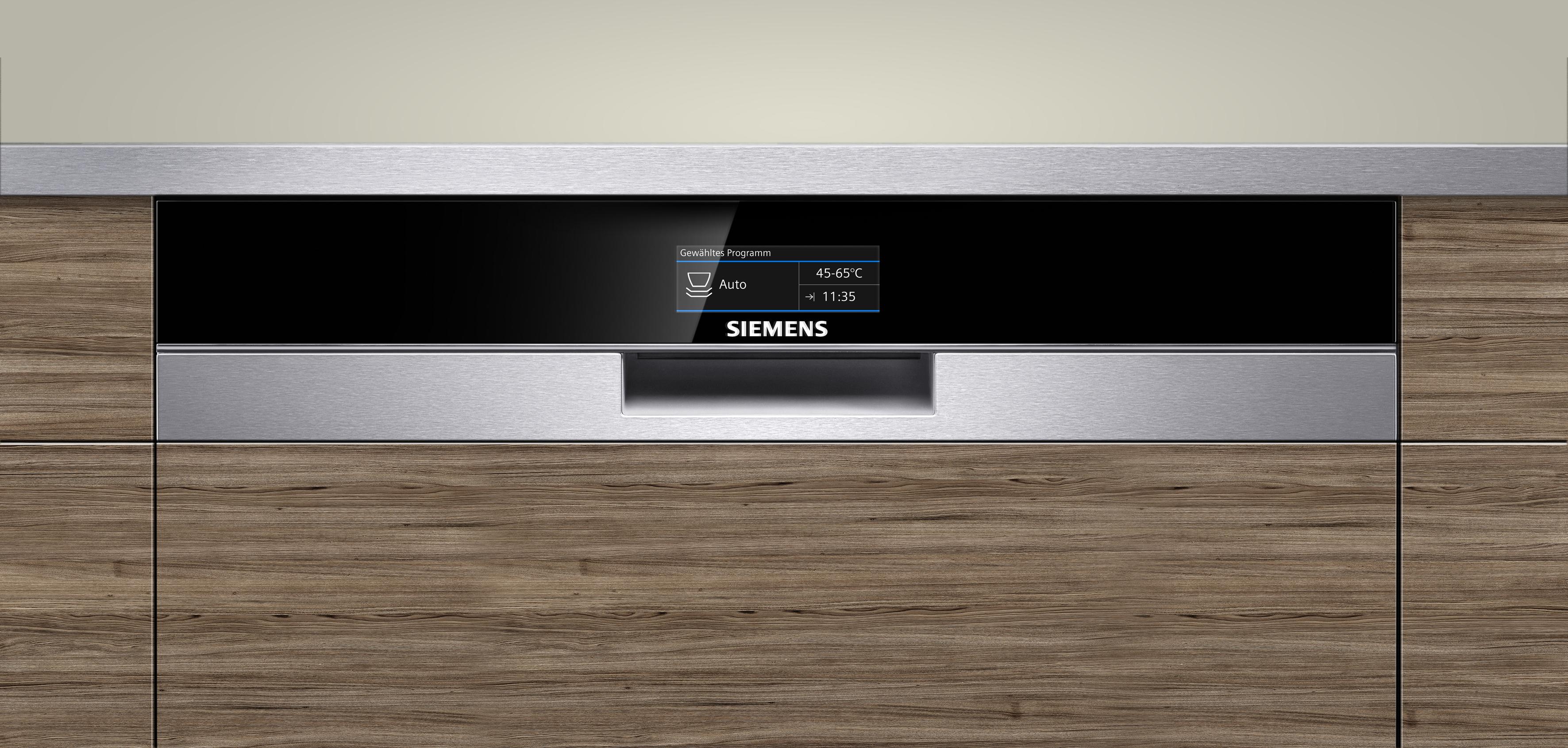 Siemens startet in die Küche 2.0 / Erste connectivity-fähige ... | {Siemens küche 6}