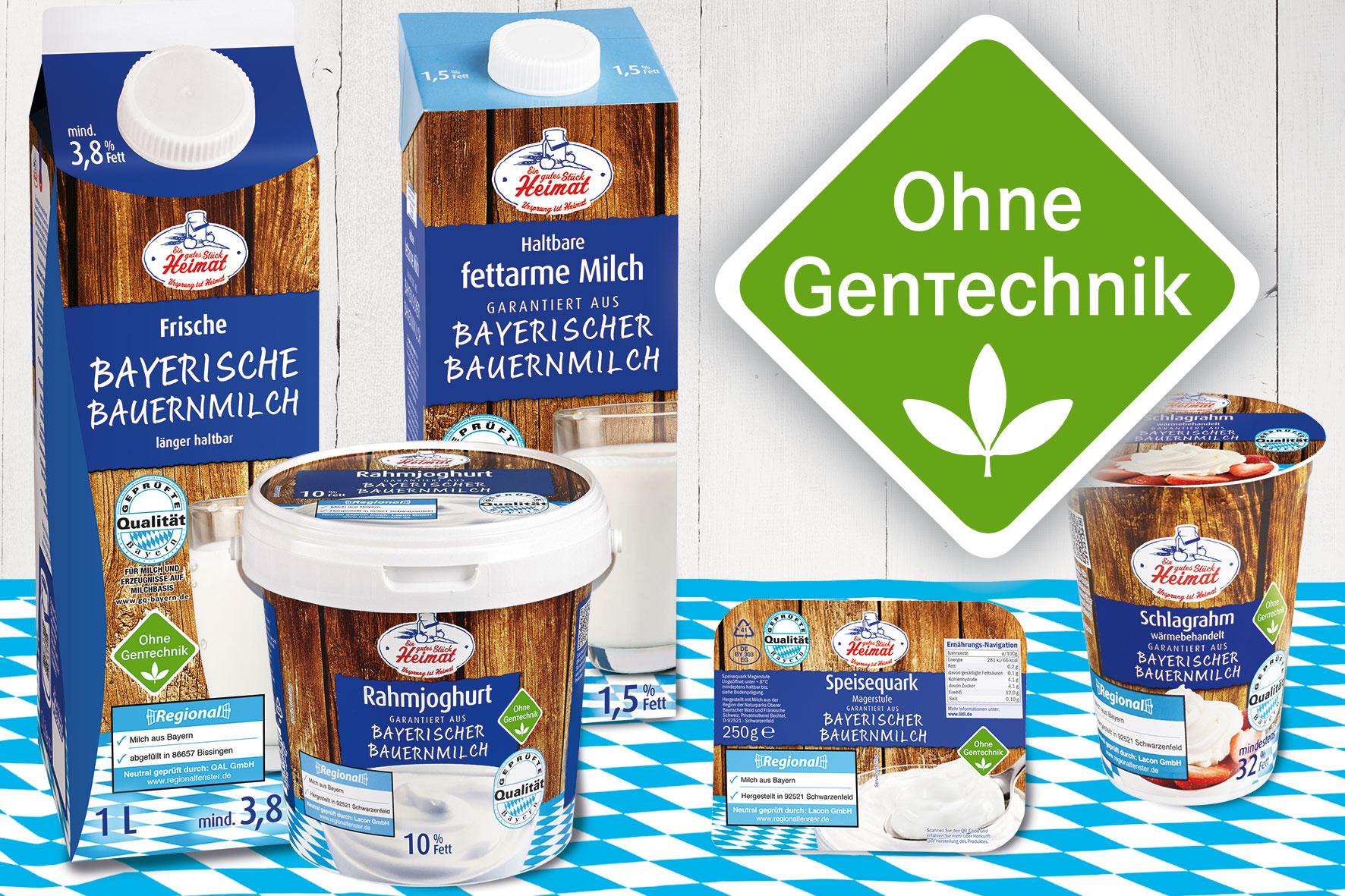 """Résultat de recherche d'images pour """"Milch ohne Gentech"""""""