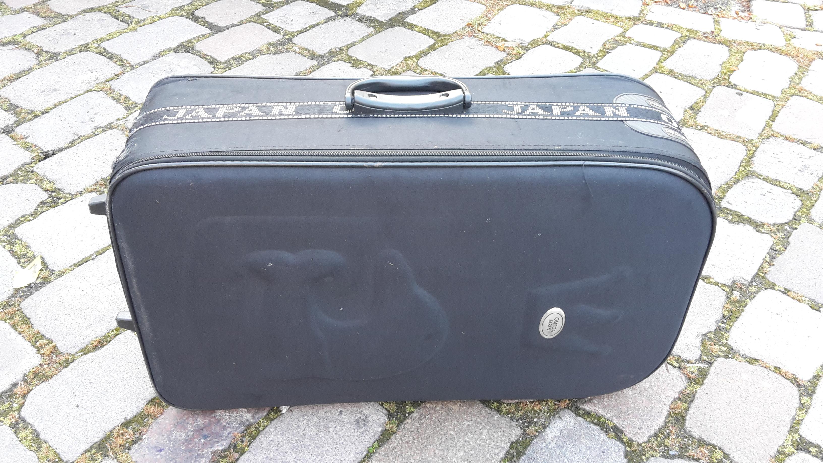 Herrenloser Koffer: Entwarnung in Oldenburg