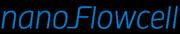 Nanoflowcell le logotype blue rgb