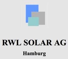 RWL SOLAR AG