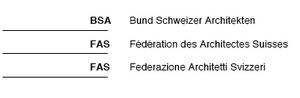 Bund Schweizer Architekten BSA
