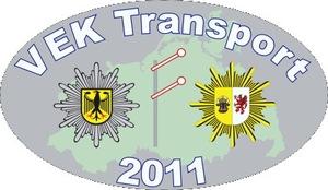Gemeinsame Pressestelle VEK-Transport 2011