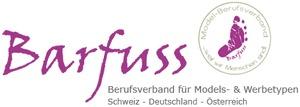Barfuss - Model-Berufsverband