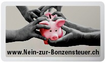 Zürcher Komitee «NEIN zur Neid-Steuer»