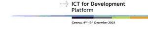 ICT for Development Platform