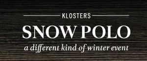 Klosters Snow Polo