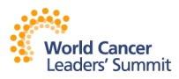 UICC World Cancer Leaders' Summit