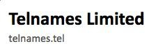 Telnames Limited
