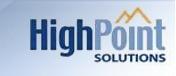 HighPoint Solutions, LLC