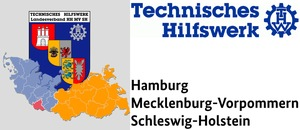 THW Landesverband Hamburg, Mecklenburg-Vorpommern, Schleswig-Holstein