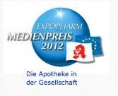 EXPOPHARM Medienpreis 2012