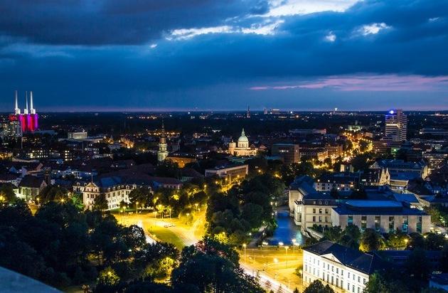 Hannover Marketing und Tourismus GmbH: Hannover: Vielfältig und berichtenswert