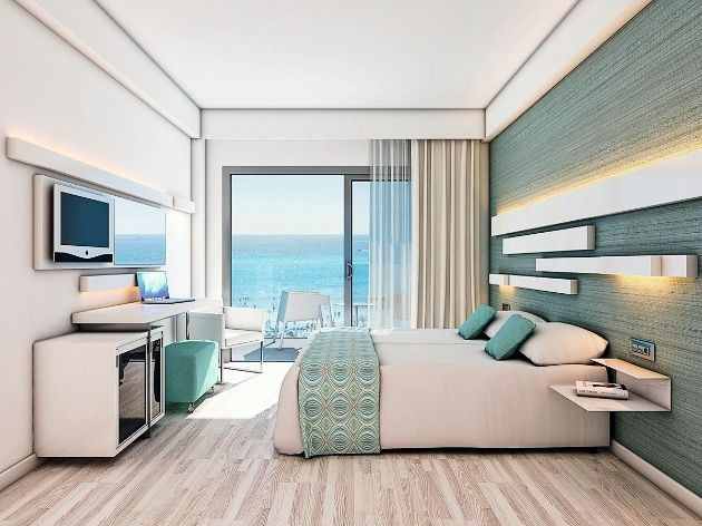 Allsun hotelkette hat sein erstes design hotel auf for Design hotel mallorca