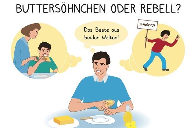 Arla Foods Deutschland GmbH: 'Mischen' possible - das Beste aus zwei Welten / Die tiefenpsychologische Arla Kærgården® Studie
