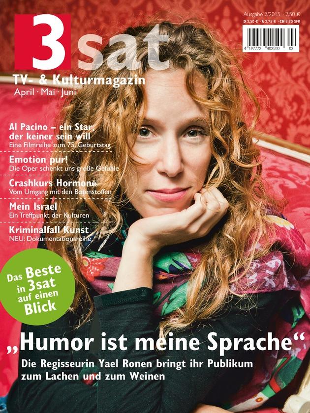 &quot;Humor ist meine Sprache&quot; / Regisseurin <b>Yael Ronen</b> bringt ihr Publikum zum <b>...</b> - image%3Fcrop%3D0,30,630,412