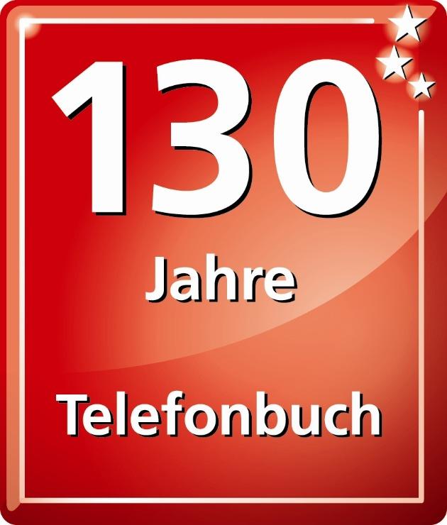 Ein Bestseller wird 130 - das Telefonbuch