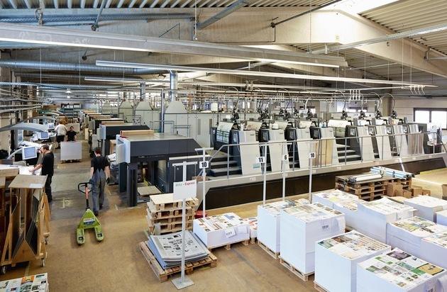 Onlineprinters GmbH: Late-Night-Upload im Onlineshop diedruckerei.de gibt Kreativen mehr Zeit