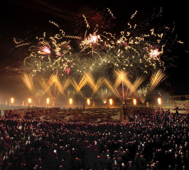 Swiss team wins the 24th International Fireworks Competition in Hannover