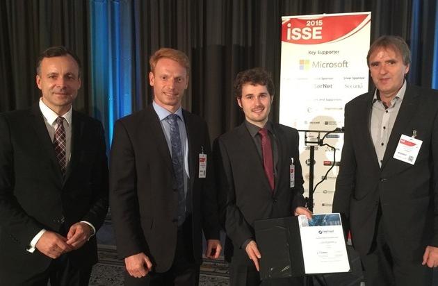 HPI Hasso-Plattner-Institut: Daten vertraulich in der Cloud ablegen und teilen: Hasso-Plattner-Institut für neue IT-Sicherheitslösung ausgezeichnet