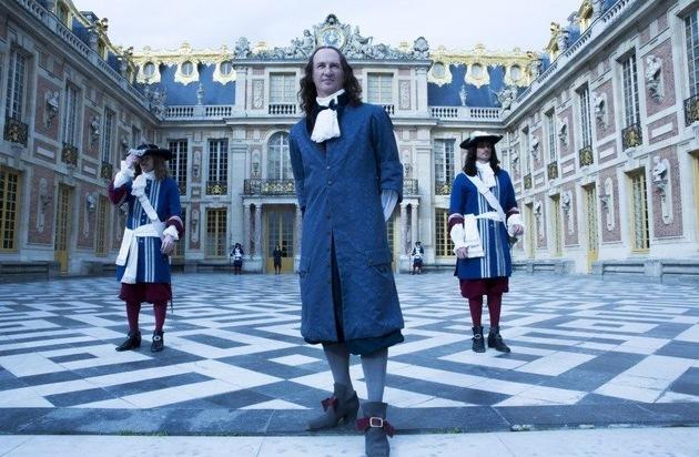 """Sky Deutschland: Lust, Betrug und politische Intrigen: Sky präsentiert im Februar die bildgewaltige Historienserie """"Versailles"""""""