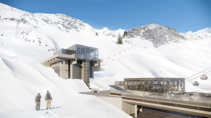 Wintersportland Vorarlberg zeigt Profil - BILD