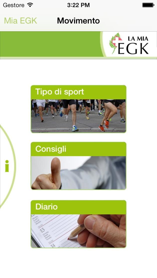 La EGK-Cassa della salute punta sulla promozione della salute / Una guida della salute tascabile