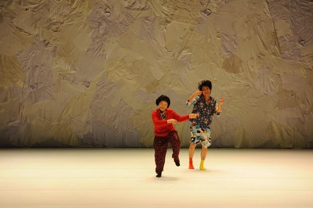 Presentazione del programma della 15a edizione di Steps, Festival della danza del Percento culturale Migros / Mancano 5 settimane all'apertura del festival a Friburgo
