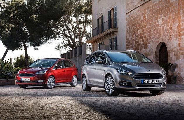 Ford-Werke GmbH: Längste Probefahrt Deutschlands: Ford sucht 1.000 Unternehmer für attraktive Baureihen