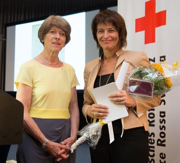 La Croce Rossa Svizzera incentiva il volontariato