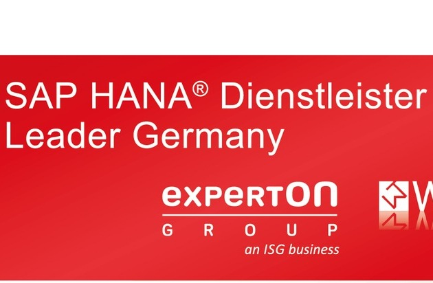 BILD: Freudenberg IT ist Leader für SAP HANA und S/4HANA Projekte in Deutschland / Der SAP HANA Vendor Benchmark 2017 Report (FOTO)