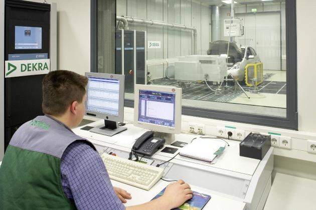DEKRA bündelt Aktivitäten im Competence Center Automotive
