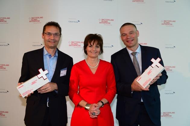 Export Award: On recherche les meilleurs exportateurs de Suisse