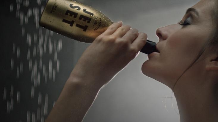 Das erste Duschgel zum Trinken