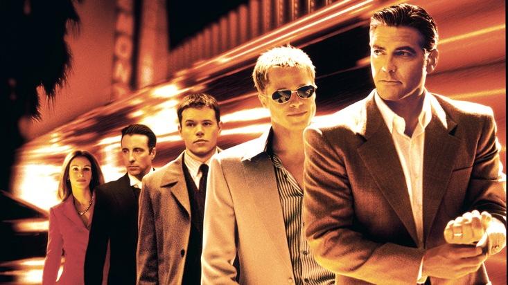 """RTL II zeigt """"Ocean's Eleven"""" - Der Film der Hollywood-Superstars"""