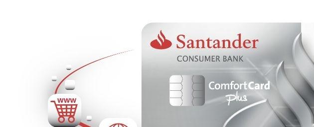 Santander: Neue ComfortCard plus ermöglicht flexiblen Einkauf
