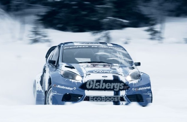 Ford-Werke GmbH: Ford Fiesta ST Rallycross mit 600 PS: Spektakuläres Video dokumentiert die Vorbereitungen auf die Rennsaison 2014 (FOTO + VIDEO)