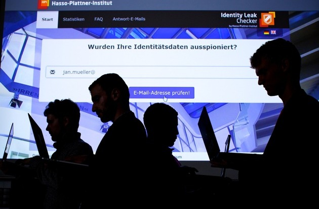 HPI Hasso-Plattner-Institut: Seitensprung-Portal: Hasso-Plattner-Institut hat gehackte Identitätsdaten in Identity Leak Checker integriert
