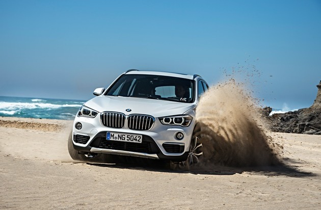 BMW Group: Der neue BMW X1. Urbaner Allrounder für grenzenlose Fahrfreude